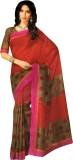 Bhavi Polka Print Fashion Art Silk Saree...