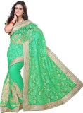 Anu Creation Embroidered Bollywood Georg...