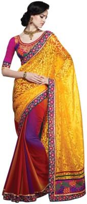 Kessi Embriodered Fashion Silk Sari