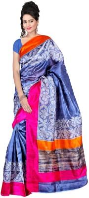 Parishi Fashion Printed Daily Wear Cotton Sari