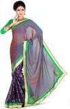 Zoom Fabrics Printed Fashion Chiffon Sar...