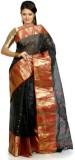Madhushree Textiles Embroidered Tant Han...