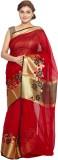 Adhaans Embellished Banarasi Art Silk Sa...