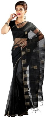Hawai Embellished Chanderi Cotton Sari