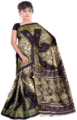 Geeta Sarees Printed Fashion Art Silk Sari