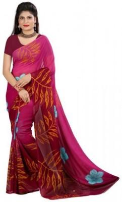 LYF24 Printed Bhagalpuri Art Silk Sari