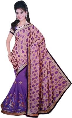 Ninaam Embellished, Embriodered Bollywood Georgette Sari