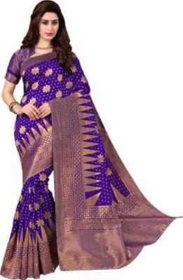 Shiv Enterprise Woven Banarasi Banarasi Silk Sari