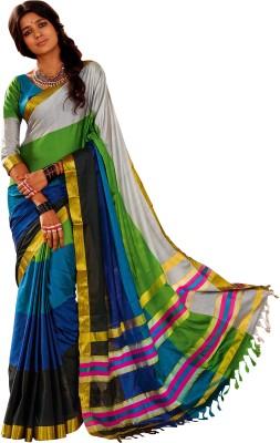 Signature Fashion Printed Fashion Cotton Sari