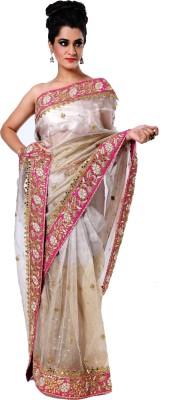 Ranas Self Design Fashion Handloom Tissue Sari