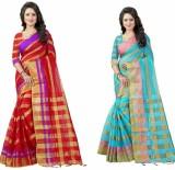 Pari Designer Self Design Fashion Cotton...