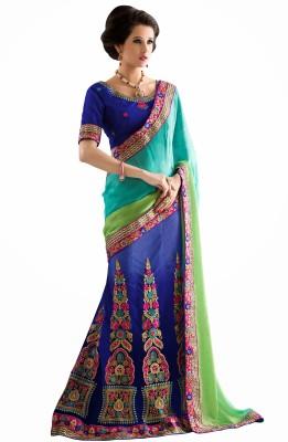 Desi Look Self Design Fashion Jacquard Sari