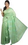 monidipa Striped Fashion Poly Silk Saree...