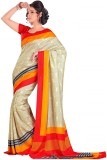 Shree Vaishnavi Printed, Self Design Bol...