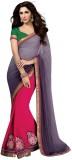 Desi Look Embroidered Bollywood Georgett...