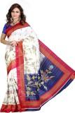 Manvar Enterprise Embroidered Bhagalpuri...