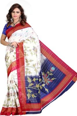 Palav Saree Printed Bhagalpuri Art Silk Sari