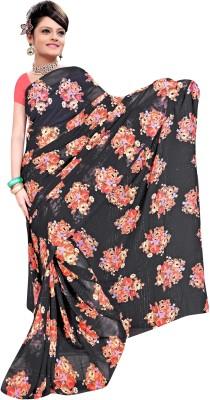 Shivam Saree Printed Bollywood Art Silk Sari