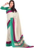Sunaina Printed Fashion Art Silk Saree (...