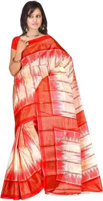 Fashion Studio Printed Bhagalpuri Art Silk Sari