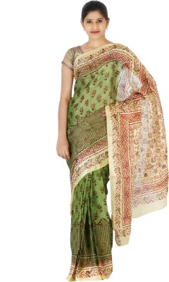 Younus Dyeing And Printing Works Printed Leheria Crepe Sari