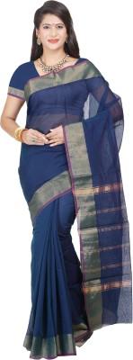 JISB Plain Coimbatore Polycotton Sari