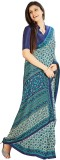 Krizel Trendz Printed Fashion Silk Sari ...