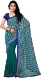 Satya Sita Self Design Fashion Georgette...