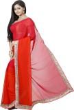FastColors Solid Bollywood Chiffon Saree...