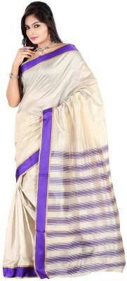 Youth Mantra Plain Assam Silk Silk Sari