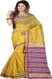 Sanju Sarees Checkered Fashion Cotton Li...