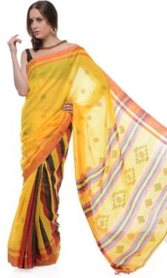 Samayra Woven Phulia Silk Sari