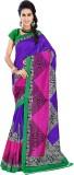Inddus Self Design Bhagalpuri Silk Saree...