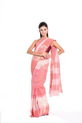 Samayra Woven Phulia Cotton Sari