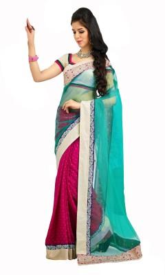 Manjaree Printed Bollywood Net Sari