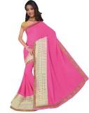 Ronaksarees Self Design Bollywood Raw Si...