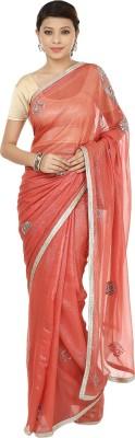 Gopalka Prints Embriodered Fashion Handloom Georgette Sari