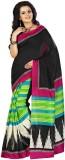 MySarees Printed Fashion Cotton Saree (B...