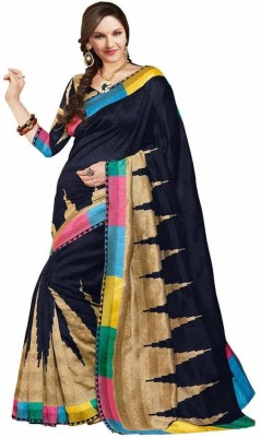 VANI FASHIONS Self Design Fashion Cotton Sari