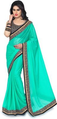 Kavyasarees Self Design Fashion Velvet Sari