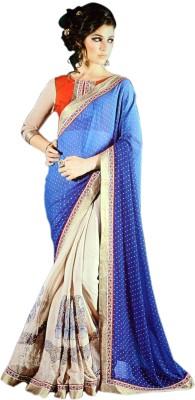 Saaj Self Design Fashion Jacquard Sari