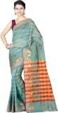 Chandrakala Striped Banarasi Banarasi Si...