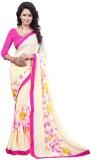 Arya Fashion Floral Print Bollywood Geor...