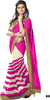 Indian Styles Embriodered That Handloom Nylon Wool Blend Sari