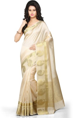 Radcart Embellished Kanjivaram Art Silk Sari