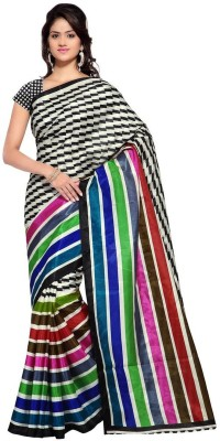 Shikha Creations Printed Bollywood Synthetic Georgette Sari