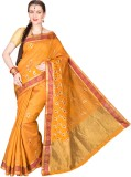 Shristi Self Design Fashion Handloom Tus...