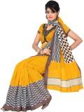 Womantra Geometric Print Bhagalpuri Synt...