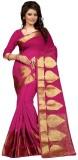 Binal Fashion Self Design Daily Wear Sil...