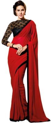 Sabsesasta Embriodered Bollywood Georgette Sari